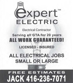 Expert Electric, Electrical Contractors