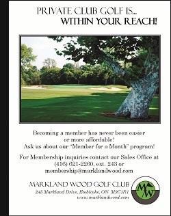 Markland Wood Golf Course